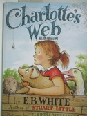 【書寶二手書T1/原文小說_GNW】Charlotte s Web夏綠蒂的網_E.B.White