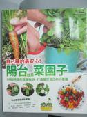 【書寶二手書T3/園藝_YGC】陽台就是菜園子_松井孝