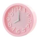 鬧鐘 台式創意個性學生兒童鐘表床頭靜音石英鐘桌面小擺件鬧鐘電子時鐘 全館免運