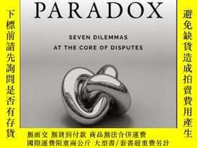 二手書博民逛書店The罕見Conflict Paradox: Seven Dilemmas at the Core of Disp