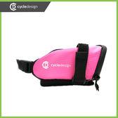 cycledesign 座墊包-粉色