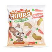 HOURS 皮皮奧斯 有機泡芙條-胡蘿蔔10g【佳兒園婦幼館】
