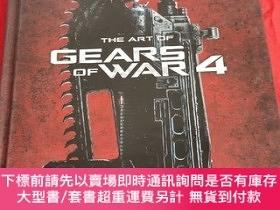 簡體書-十日到貨 R3YTheArt of Gears of War 4 (硬精裝) 【詳見圖】 TheArt of Gear