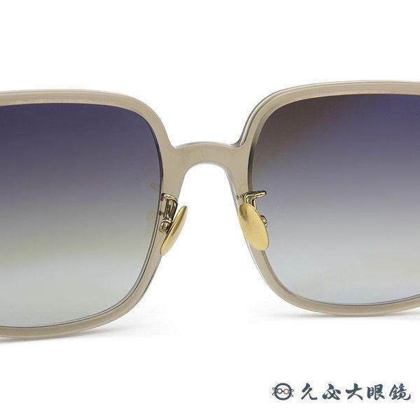 VEDI VERO 墨鏡 VE910 KHK (透灰) 大方框 太陽眼鏡 久必大眼鏡