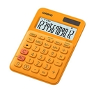 【奇奇文具】CASIO MS-20UC-RG 柳橙橘 12位馬卡龍計算機