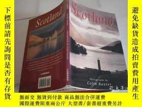 二手書博民逛書店Scotland罕見Scttish Guides PHOTOGR