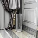 輕奢北歐雨傘架收納家用酒店大堂創意雨傘桶進門口掛放傘的筒架子HM 3C優購