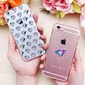 韓國 鑽石排列 透明軟殼 手機殼│A5 A6 A7 A8 Star J2 J3 J5 J6 J7 2016 2017 2018 Prime Pro│z7208