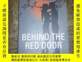 二手書博民逛書店Behind罕見the Red Door:Sex in Chin