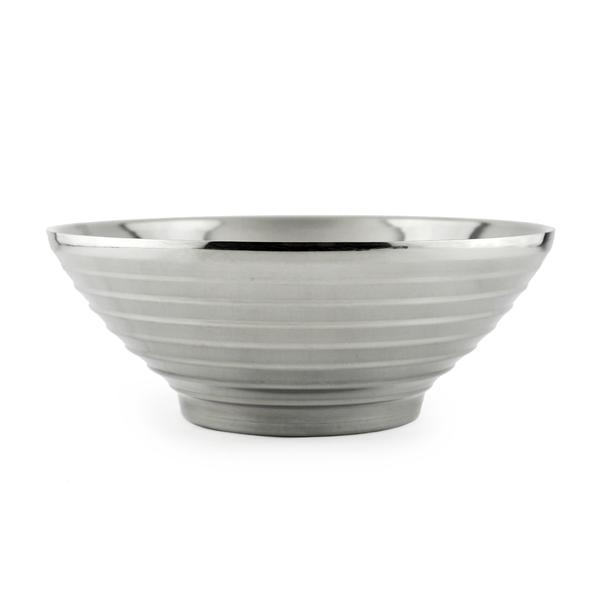A-OK #304日式拉麵碗 18cm 不鏽鋼碗