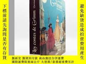 二手書博民逛書店Les罕見Contes De Grimm: Version In