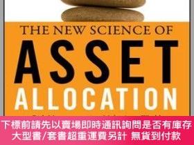 二手書博民逛書店預訂The罕見New Science Of Asset Allocation: Risk Management I