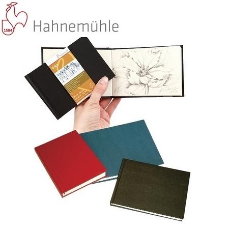 德國Hahnemuhle- D&S 傳奇筆記本106-282-94 (DIN A4直式 / 80張)  / 本