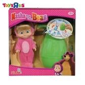 玩具反斗城 瑪莎與熊 兔子裝裝飾蛋