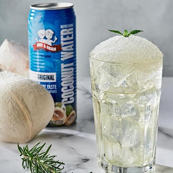 【南紡購物中心】艾美椰子水-原味-12罐/箱免運組 低糖低鈉高鉀