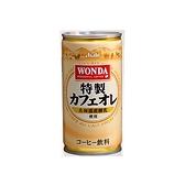 WONDA特製咖啡歐蕾179ml【愛買】