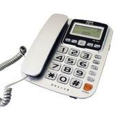 三洋 SANYO 來電顯示有線電話 TEL-832 銀