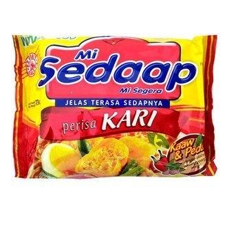 印尼喜達 咖哩風味湯麵 73g【康鄰超市】