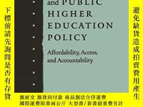 二手書博民逛書店The罕見States And Public Higher Ed