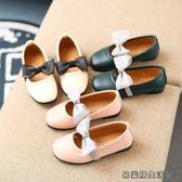 春秋兒童鞋子女童皮鞋