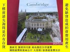 二手書博民逛書店The罕見University of Cambridge【大16開.精裝】未開封Y10249 Editor P