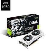 ASUS 華碩 GeForce DUAL GTX1070 O8G GAMING 顯示卡
