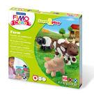 KIDS套組【樂遊習作】-歡樂農場 LV.1級 8034-01