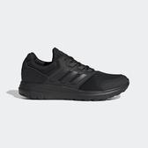 Adidas Galaxy 4 [EE7917] 男鞋 運動 慢跑 休閒 緩震 舒適 健身 回彈 柔軟 愛迪達 黑
