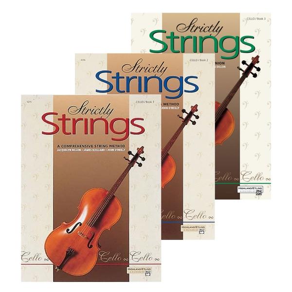 小叮噹的店-Strictly Strings 大提琴教本 分冊出售