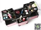 拉桿化妝箱 萬向輪多層拉桿化妝箱 專業 大號 美容美髮 美甲 紋繡 拉桿工具箱 MKS薇薇