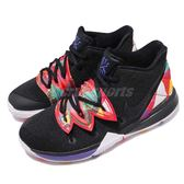 Nike Kyrie 5 GS CNY Chinese New Year 黑 彩色 籃球鞋 Irving 5代 女鞋 大童鞋 運動鞋【PUMP306】 AQ2456-010