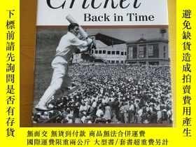 二手書博民逛書店Cricket罕見BackinTime(英文原版精裝畫冊)Y21