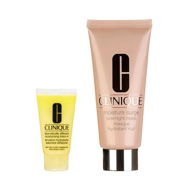 Clinique 倩碧 超值組 液體潔面皂 + 溫和潔膚水 + 特效潤膚露 - 凝膠配方 1 set, 3 pcs 【玫麗網】