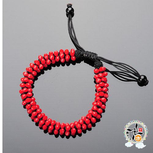 招財 鴻運晶鑽編織手練  十方佛教文物