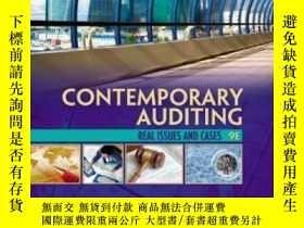 二手書博民逛書店Contemporary罕見Auditing-當代審計Y436638 Michael C. Knapp Sou