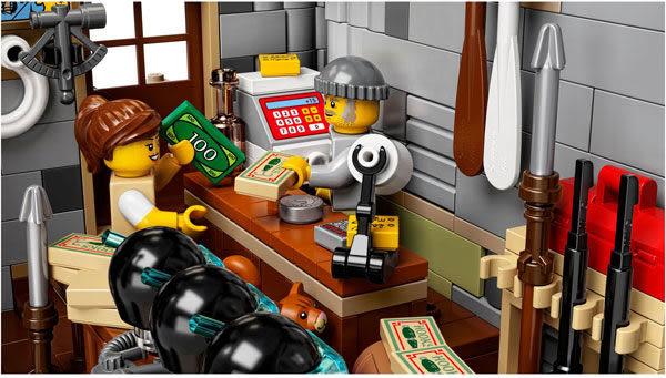 【LEGO樂高】IDEAS Old Fishing Store 老漁屋 21310