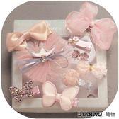 兒童發夾頭飾公主淑女寶寶發箍