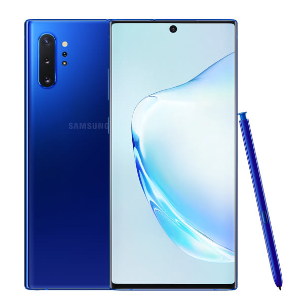 星環藍~SAMSUNG Galaxy Note 10+ (N9750) 12GB/256GB ~登錄送充電座+45W旅充組,再送空壓殼+保護貼