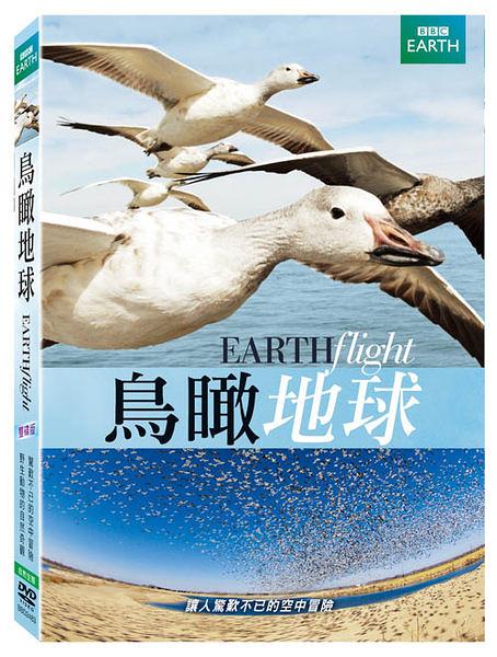 【停看聽音響唱片】【DVD】鳥瞰地球