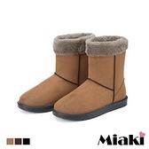 雨靴雪靴造型時尚防水保暖短靴