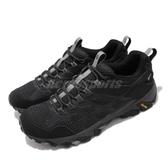 Merrell 戶外鞋 Moab FST 2 GTX 黑 灰 男鞋 Gore-Tex 防水 透氣 越野 休閒鞋 運動鞋 【ACS】 ML599533