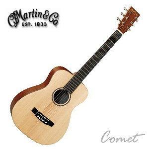 MARTIN LX1E Baby 旅行吉他/可插電/單板吉他【Martin電民謠吉他專賣店/LX-1E/木吉他/LX1-E】