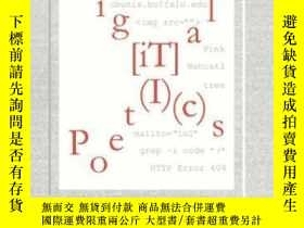 二手書博民逛書店Digital罕見PoeticsY364682 Glazier, Loss Pequeno Univ Of A