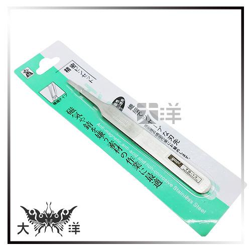 ◤大洋國際電子◢ gooi Round 圓型頭 精密 鑷子 TS-13
