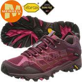 Merrell 37158 Moab FST Gore-Tex 女多功能防水登山健行鞋 GTX登山鞋/戶外郊山鞋/健走鞋