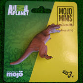 【MOJO FUN 動物模型】動物星球頻道獨家授權 - 迷你暴龍 387411