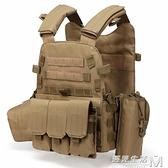 戰術背心馬甲多功能特種兵輕量化戰術馬甲作戰背心戶外野戰裝備