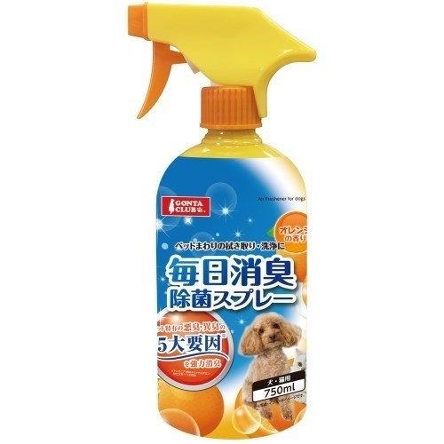 *WANG*日本Marukan 柑橘消臭噴劑750ml【DP-245】犬貓通用