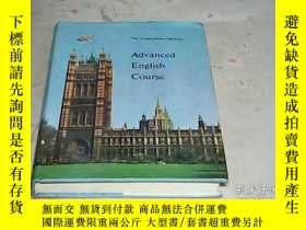 二手書博民逛書店Advanced罕見English Course(The Lin