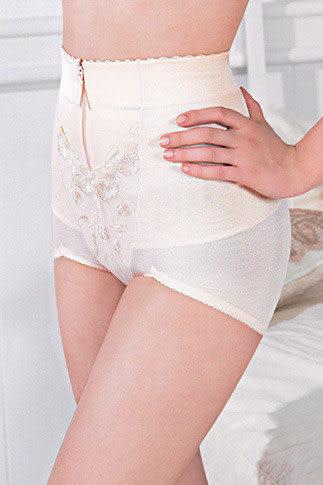【奇買親子購物網】六甲村 Mammy village產後專用短束褲(XL/2L)